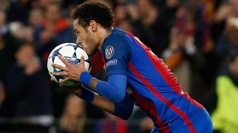 El Barça no tiene intención de subir el salario a Neymar