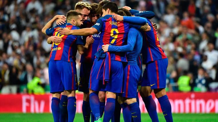 Así será el calendario del FC Barcelona en LaLiga 2017-18
