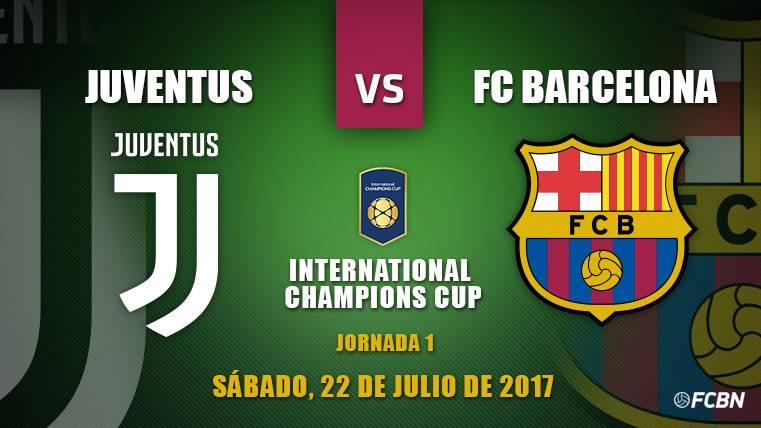 Juventus-Barça: el debut de Ernesto Valverde en el banquillo