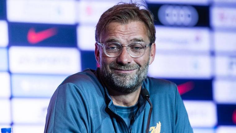 Klopp deja las cosas claras al FC Barcelona con Coutinho...