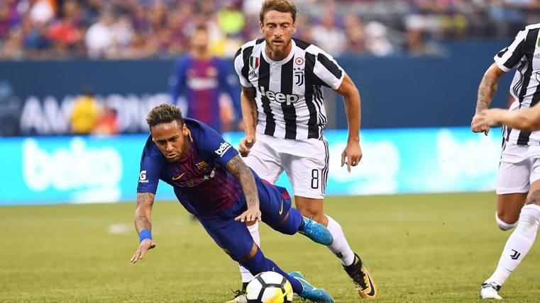 Neymar envía un mensaje a la afición del Barça... Y al PSG