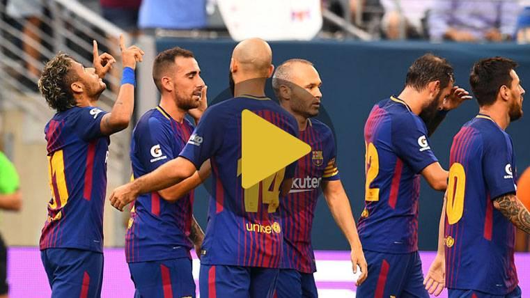 ESTELAR: Se mira pero no se toca: Doblete de un Neymar mágico