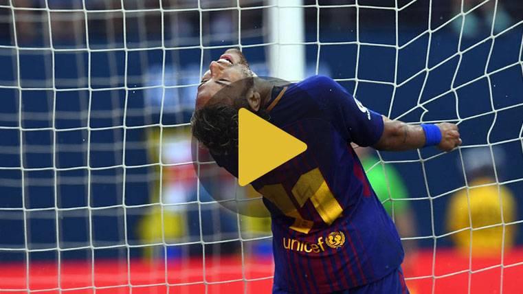 El gol del verano: No te pierdas la obra de arte de Neymar