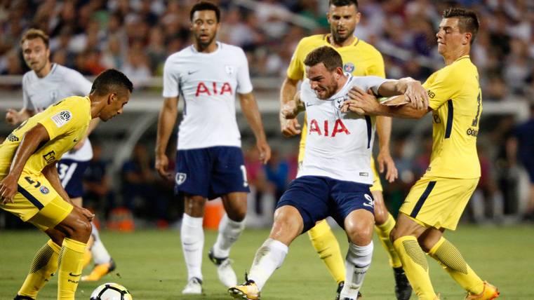 Ridículo en el PSG-Tottenham... ¿A este equipo irás, 'Ney'?