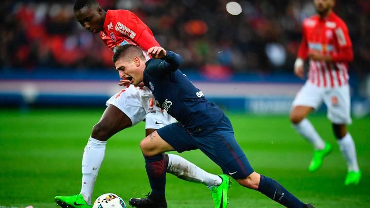 BOMBA: ¡Verratti podría fichar por el Manchester United!