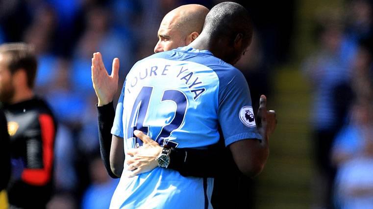 """Touré se alía con Guardiola: """"El City debe ser ganador"""""""