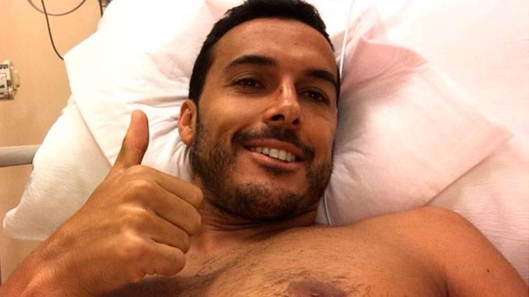 Pedro está bien pero se 'cae' de la pretemporada del Chelsea