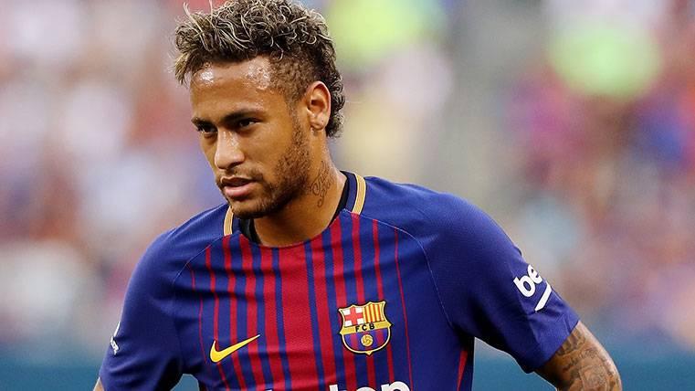 Los detalles de la última ofensiva del Barça por Neymar