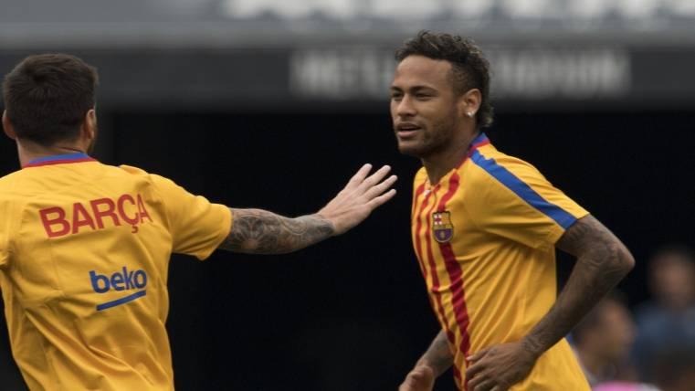 Neymar podría dejar de ser extracomunitario en breve
