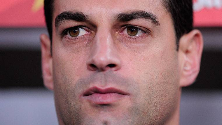 Gerard López, encantado con Ernesto Valverde