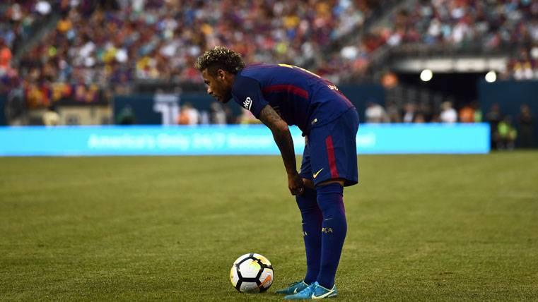 ULTIMÁTUM: El PSG se cansa de seguir esperando a Neymar