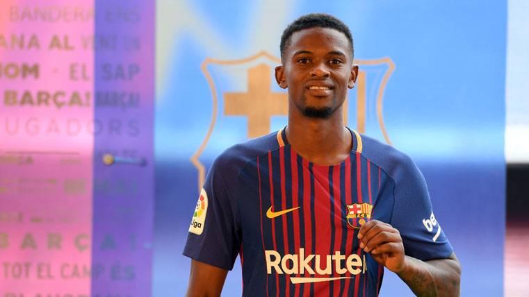 """Semedo: """"Me hice seguidor del Barça por Ronaldinho"""""""