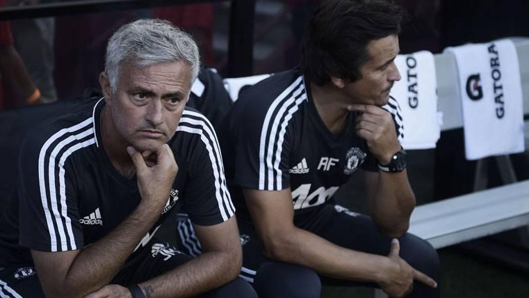 La reacción de Mourinho tras una nueva derrota ante el Barça