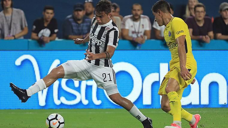 """Y Dybala avisa: """"Las ofertas dependen de la Juve y de mí"""""""