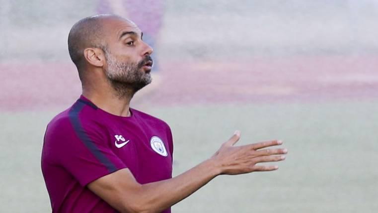 Las declaraciones de Guardiola que nunca hizo en Barcelona
