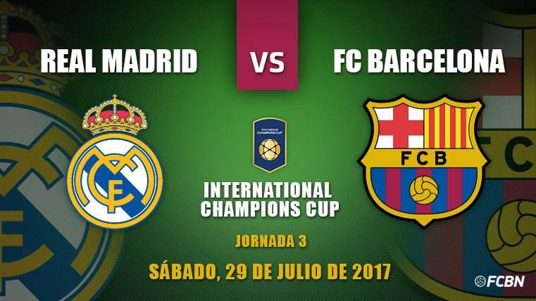 Real Madrid-Barcelona: Clásico atípico para calentar motores