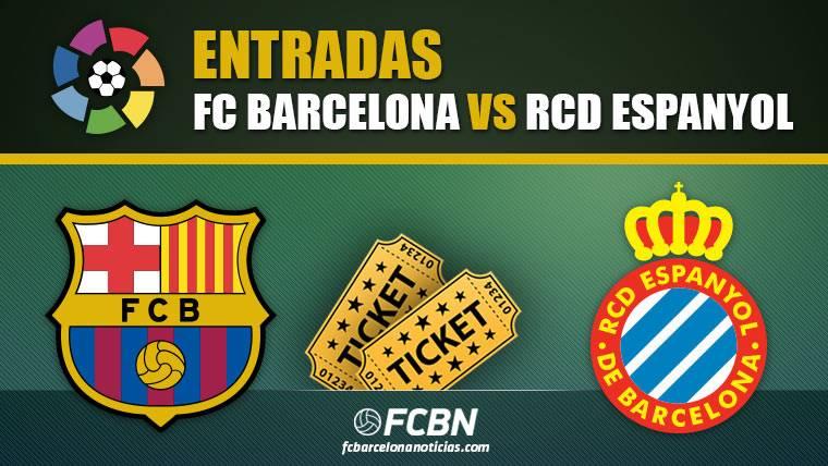 Entradas FC Barcelona vs Espanyol - LaLiga Santander 2018-2019
