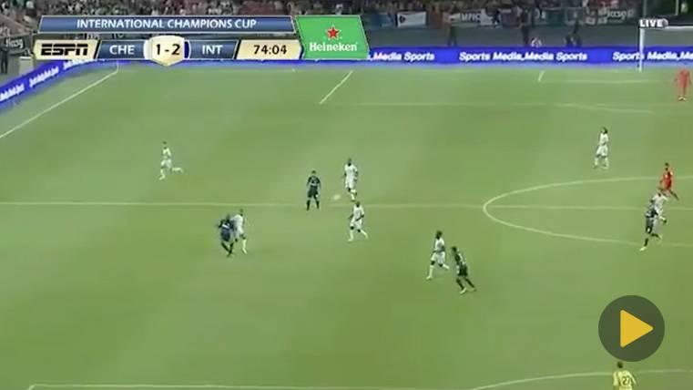 El gol en propia puerta de Kondogbia que se hace viral