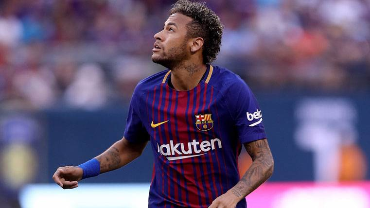 Titularidad y... ¿último partido de Neymar con el Barcelona?