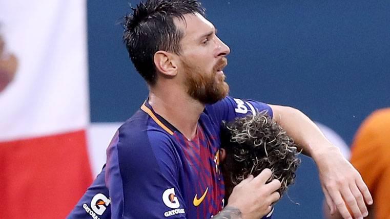 """""""Creo que Messi aún puede evolucionar y ayudar más"""""""