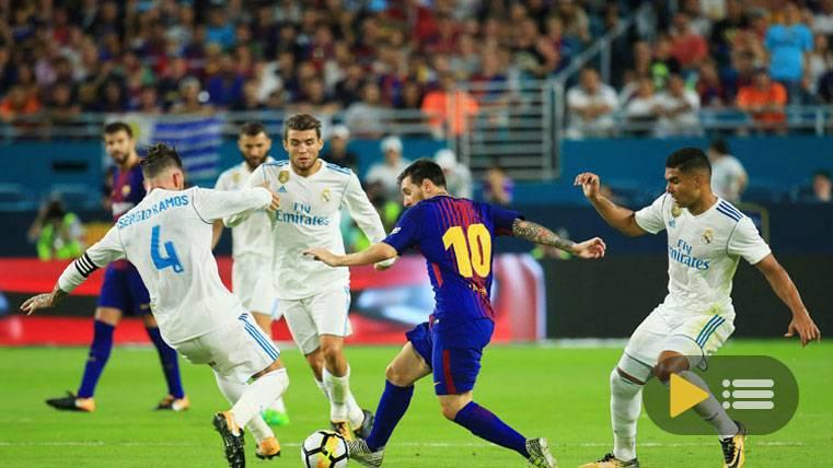 Vídeo resumen: El Clásico Real Madrid 2 FC Barcelona 3