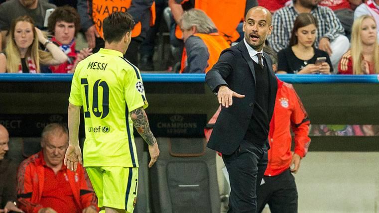 Messi estuvo a un paso de fichar por el Manchester City