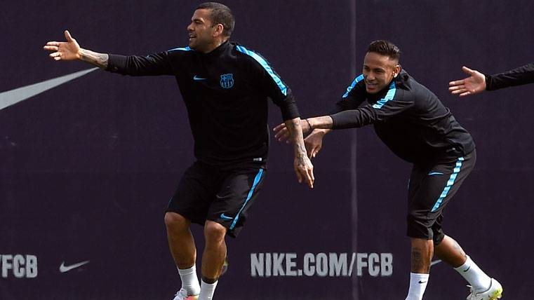 La gravedad Neymar-Alves volverá a juntarles en el PSG