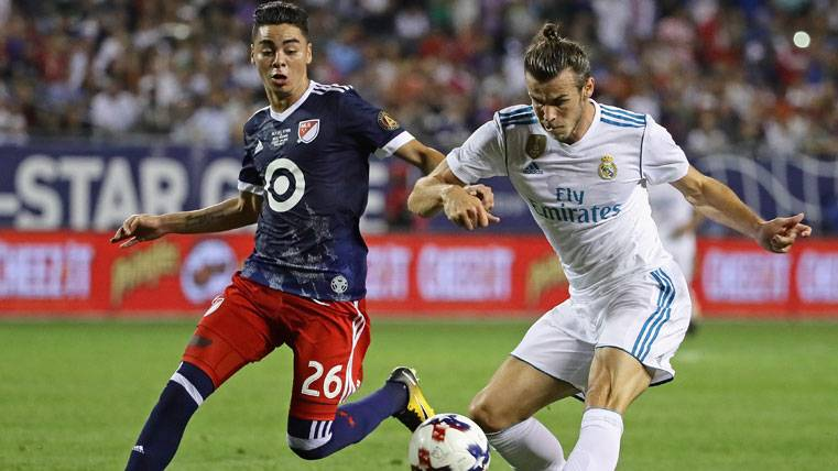 El Real Madrid vuelve a 'pinchar' en la gira norteamericana