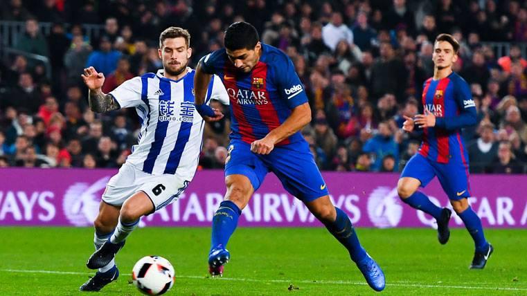 Valverde habría pedido al Barça el fichaje de Íñigo Martínez