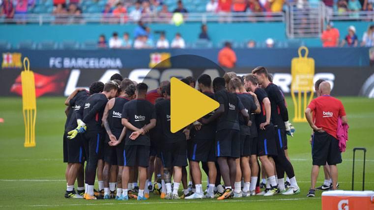 Lista de convocados del Barça para el 'partidillo' ante el Nástic