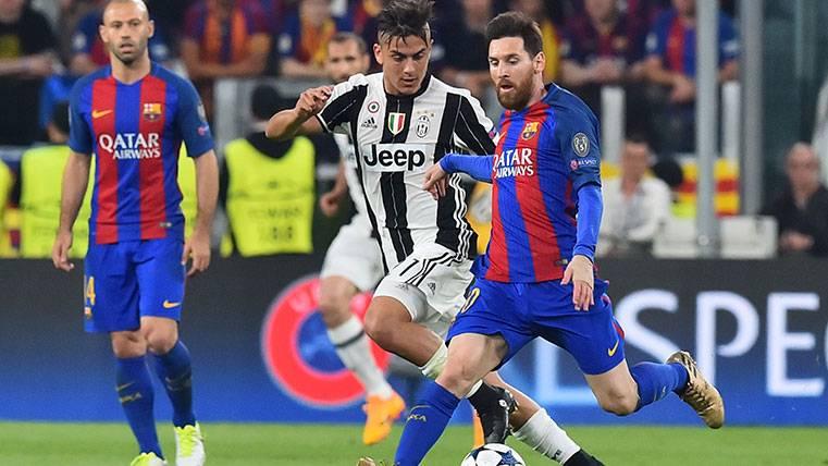 En Italia afirman que Leo Messi quiere jugar ya con Dybala