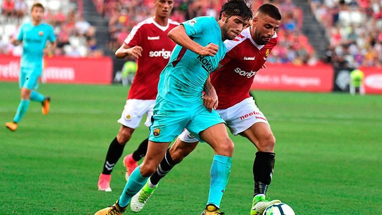 ¿Y si Sergi Roberto es el fichaje que falta en el centro del campo?