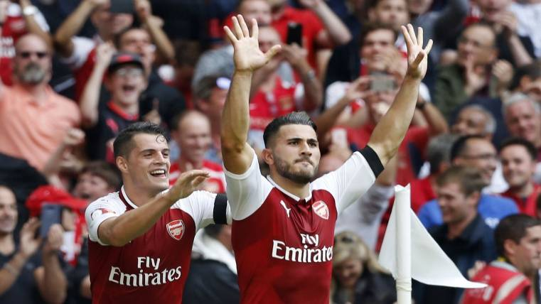 El Arsenal conquista la Community Shield en los penaltis