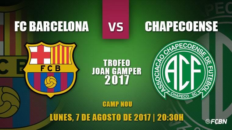 Barça-Chapecoense: Una fiesta con sabor a Supercopa