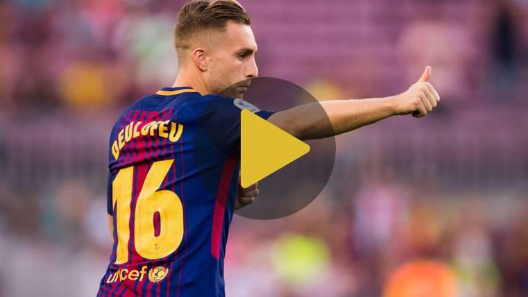 La conexión Messi-Deulofeu ya funciona en el FC Barcelona