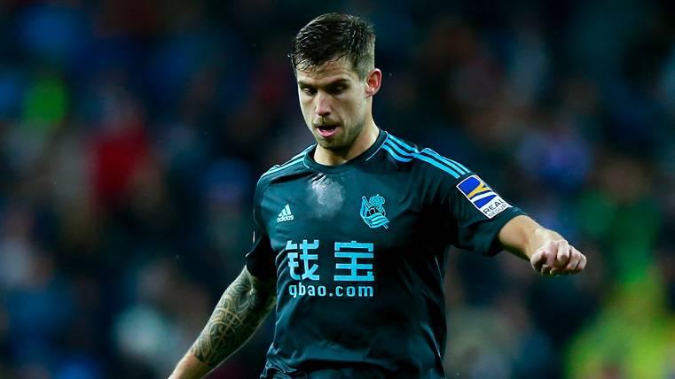 El detalle que acerca aún más a Íñigo Martínez al Barça