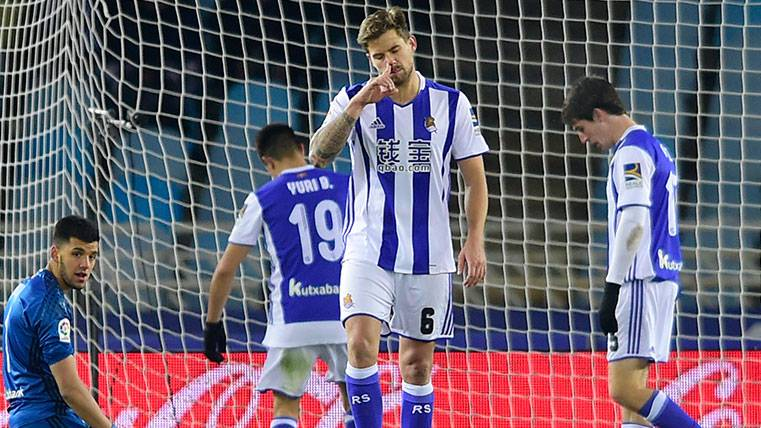 El Barça habría descartado la llegada de Íñigo Martínez