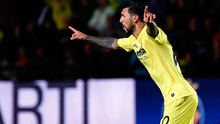 Roberto Soriano, del Villarreal... ¿Al FC Barcelona?