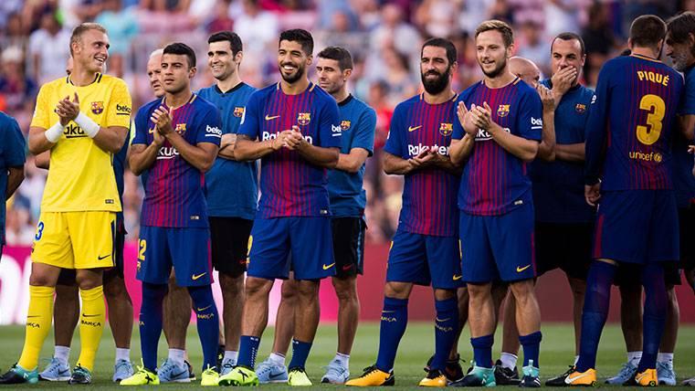El Barça no hará el pasillo al Real Madrid en la Supercopa