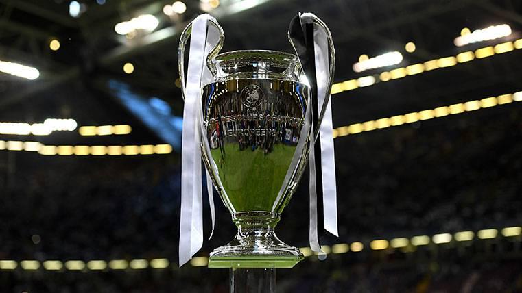 Así será el sorteo de la fase de grupos de la Champions