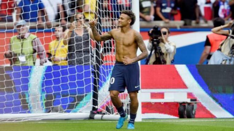 El Barça sigue sin cobrar... Neymar no debutaría todavía