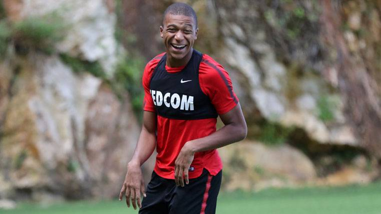 Mbappé puede ser uno de los mejor pagados de Europa
