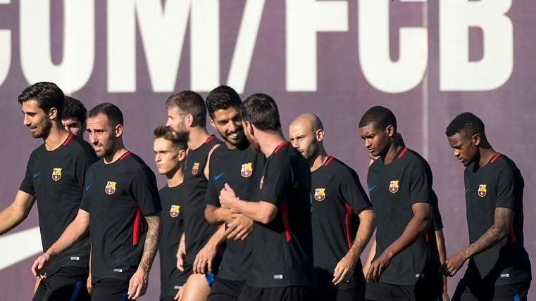 Lista de convocados del FC Barcelona ante el Real Madrid