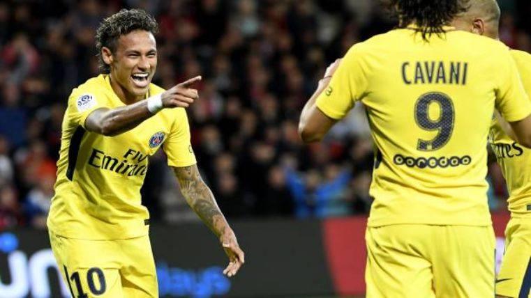 Mensaje de Neymar al Barcelona tras su debut con el PSG