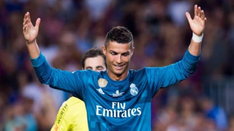 El mensaje de Cristiano Ronaldo en Instagram 'llorando'