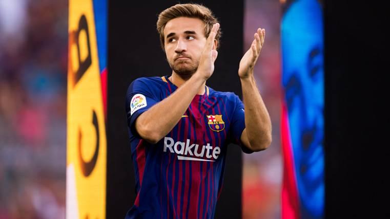 Samper pide la carta de libertad para dejar gratis el Barça