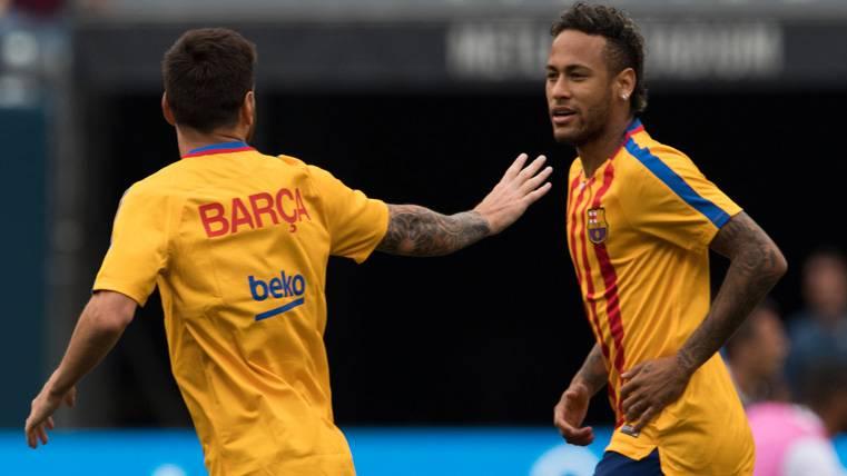 La promesa de Messi a Neymar para intentar que se quedara