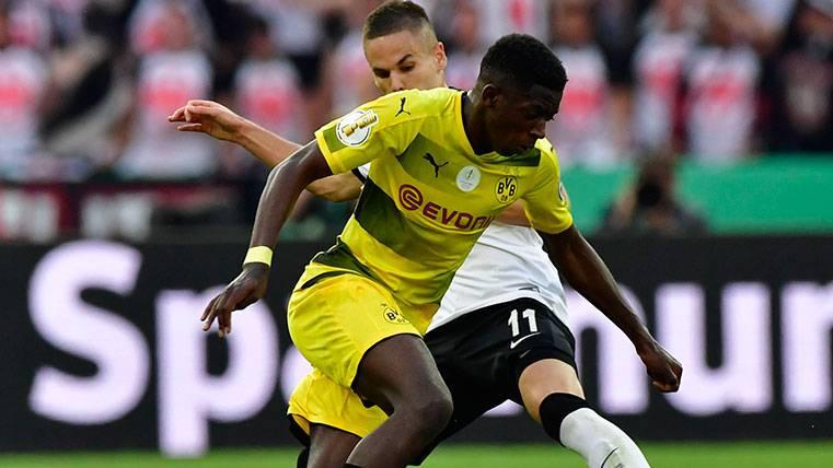 El Dortmund pone una fecha límite para fichar a Dembélé