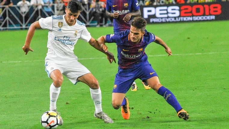 El futuro de Denis Suárez en el Barça no está asegurado