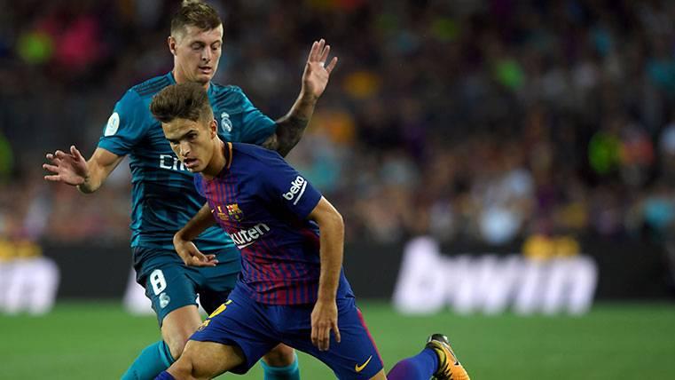¿Quién hará de Neymar en la vuelta de la Supercopa?